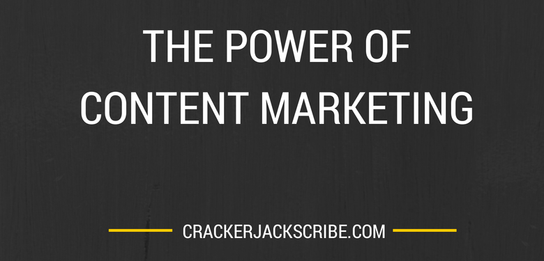 THE POWER OF CONTENT MARKETING (1)
