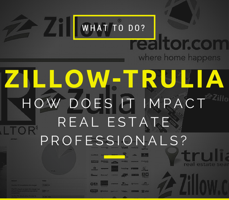 Real estate following the zillow trulia buyout