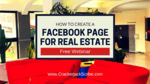 How to Create a Facebook Page for Real Estate