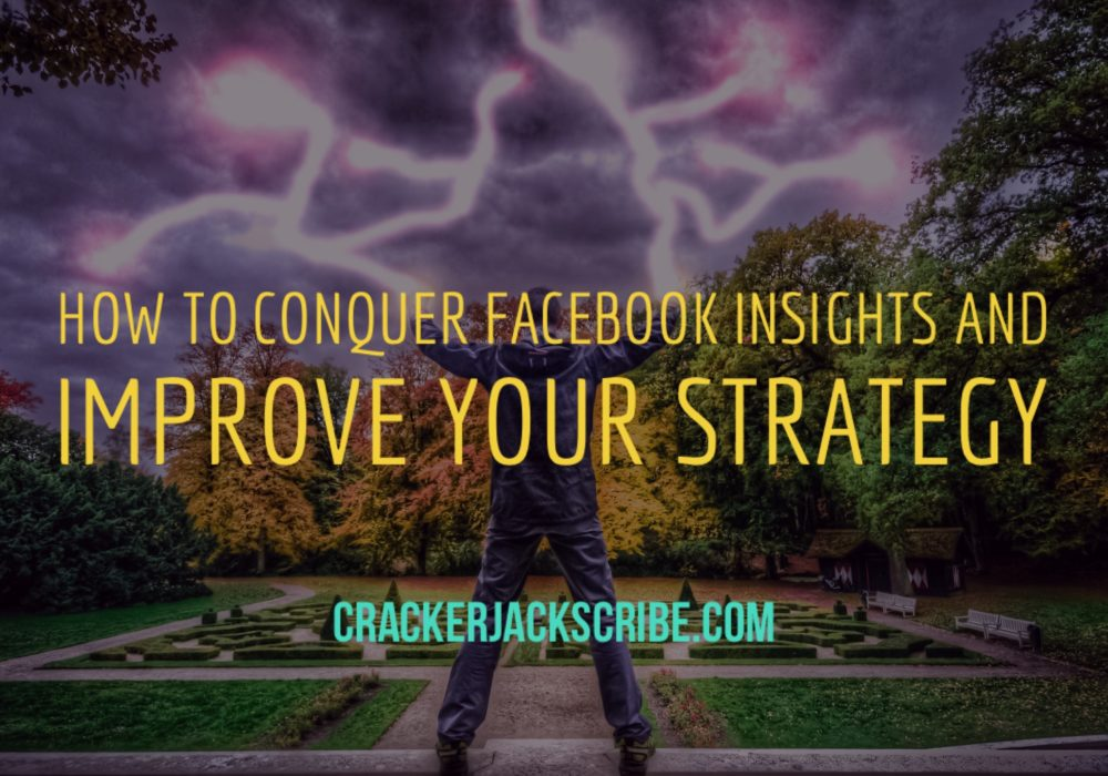How to Conquer Facebook Insights and Improve Your Strategy