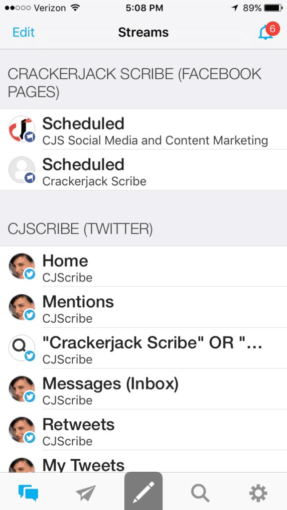 Best Social Media Apps for Mobile Marketing 1