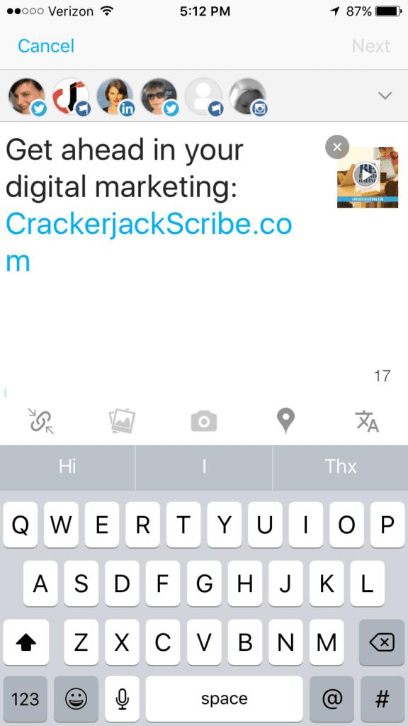 Best Social Media Apps for Mobile Marketing 3