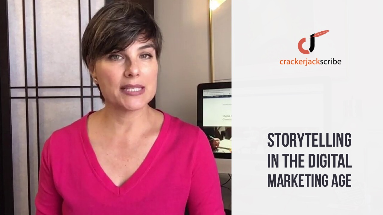 Storytelling digital marketing