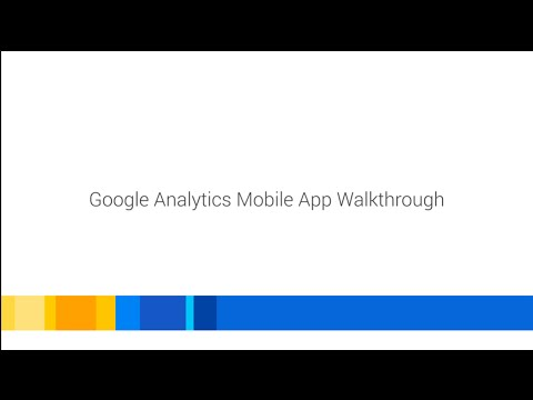 Don't Freak Out! Track your website via Google Analytics mobile apps [Video] 1