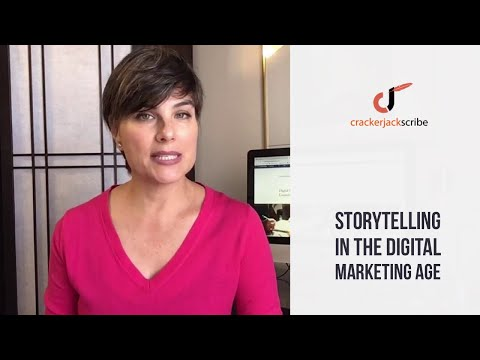 Storytelling in the Digital Marketing Age 1
