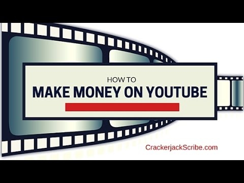 How to Make Money on YouTube 1