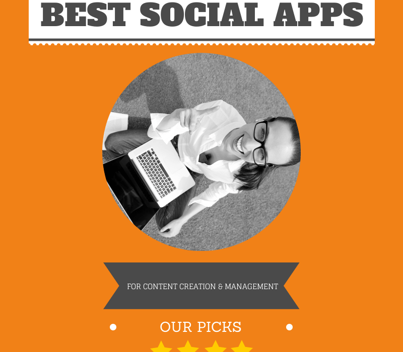 best social apps, canva
