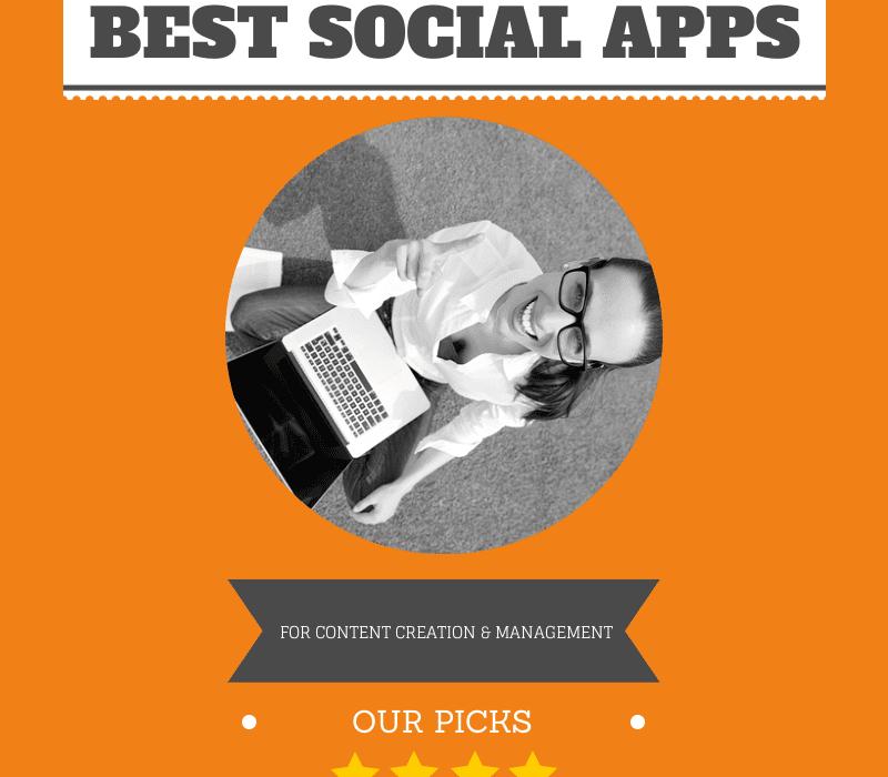 best social apps, canva
