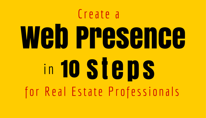 real estate web presence