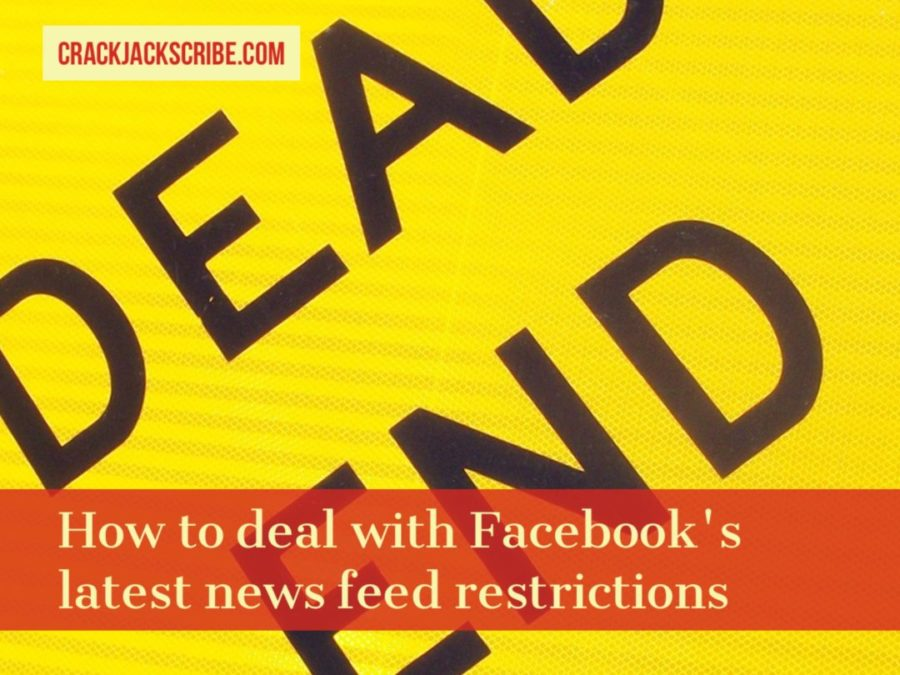 Facebook News Feed Restricted