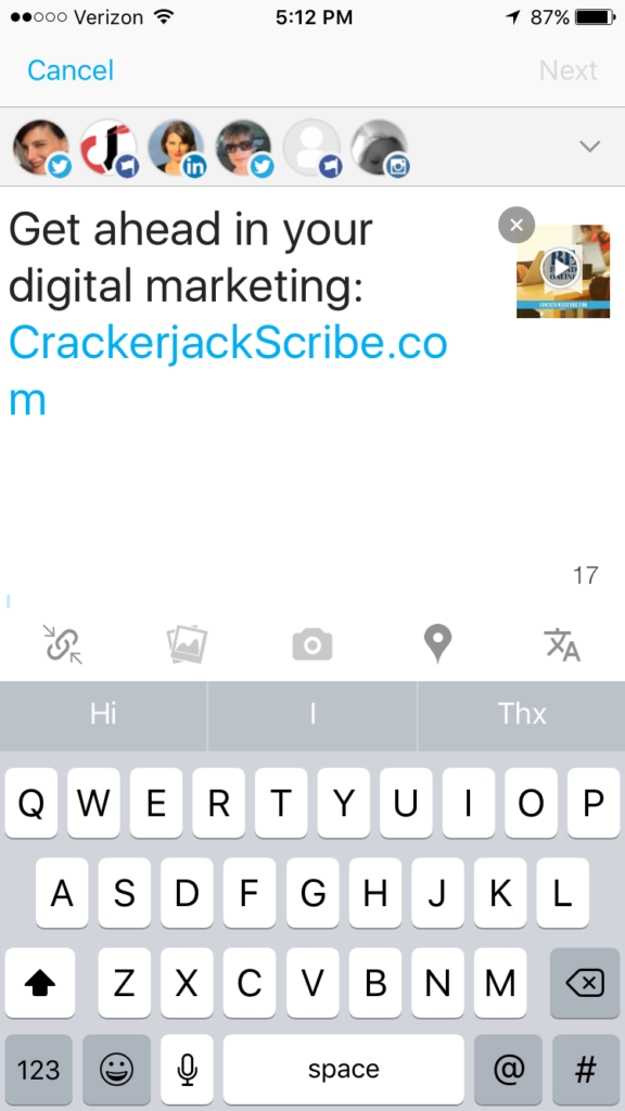 Best Social Media Apps for Mobile Marketing 3