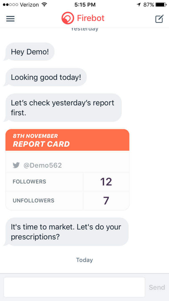 social media app Crowdfire