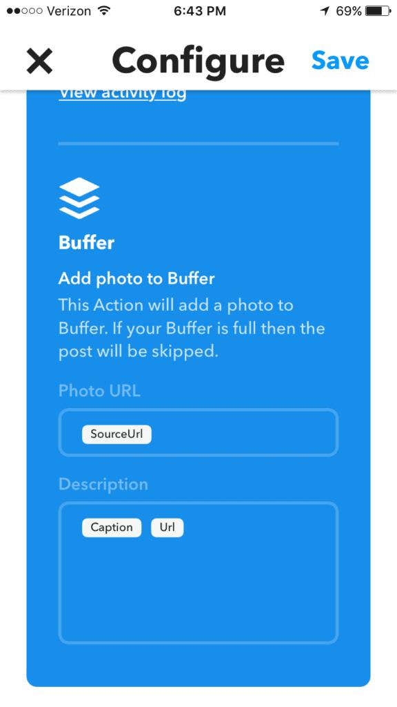 social media apps Buffer