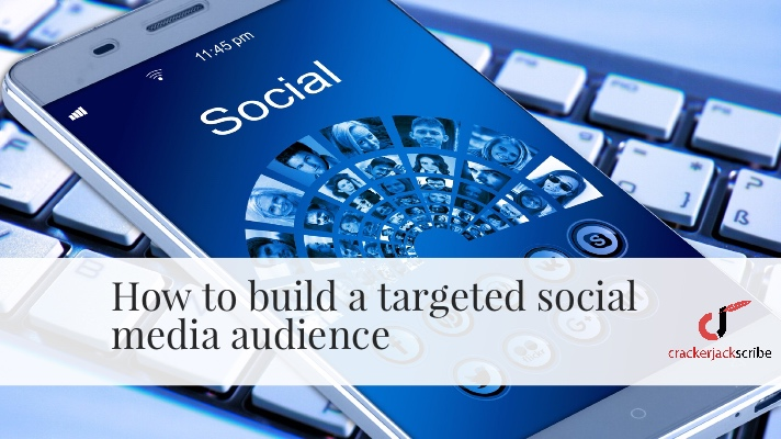 How to build a social media audience