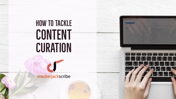 Tackle content curation